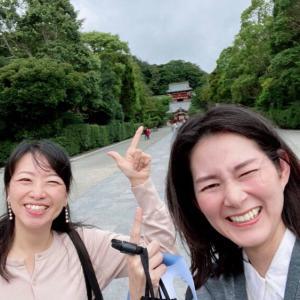鶴岡八幡宮〜豊島屋(ただの旅の記録です)〜鎌倉デート②