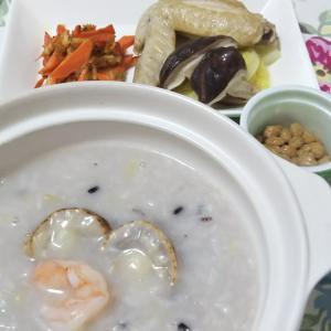 二十四節気のある暮らし☆明日は大雪!寒い朝に生姜を効かせたお粥はいかがですか?