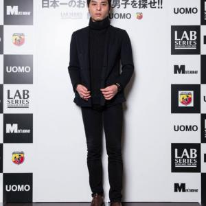 """""""神戸新聞特集、牧野大介。"""""""