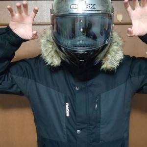 【バイク】おフランスなヘルメット買ってみた話【SHARK】【ちょっとだけWORKMAN】