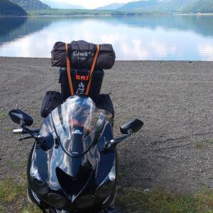 【アウトドア】富士五湖の湖畔で最強ソロワンポールテント試して来た話【UJack】【西の海キャンプ場】