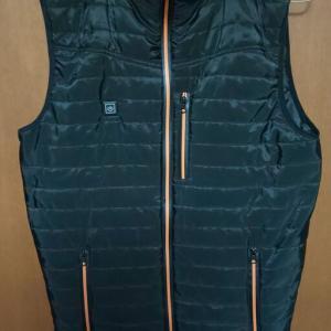 首・肩・背中が暖かい、中華製電熱ベストを買ってみた話。