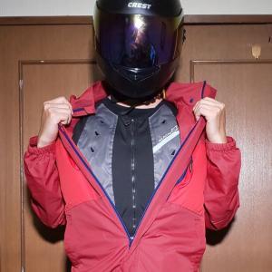 【猛暑対策】バイク用の水冷冷却ベストを空調服で使ってみた話【バイク】【WINDCORE】【WORKMAN】