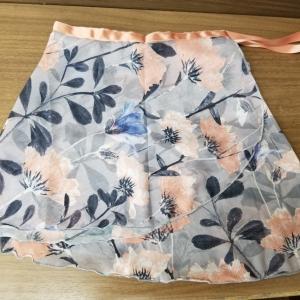 「murir dancewear」 バレエスカートセミオーダー