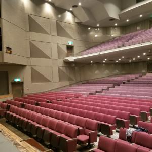 サニーサイドバレエスタジオ第6回バレエコンサート舞台稽古