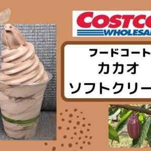 コストコのカカオソフトクリーム♪意外な〇〇味!?