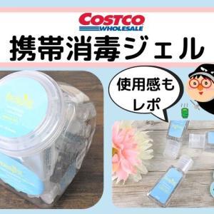コストコのべスプリット携帯用消毒ジェル(無香料)のレビュー