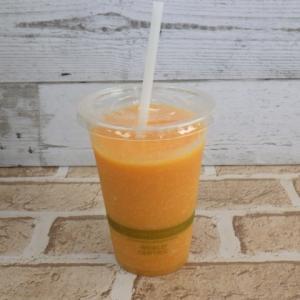 コストコ【新商品】バレンシアオレンジスムージーはさわやか味♪