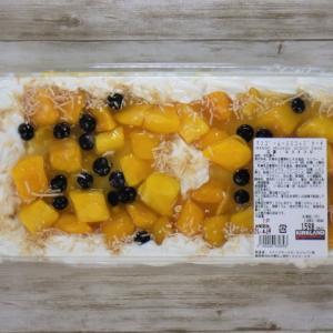 コストコのマンゴームーススコップケーキは爽やかな初夏の味♪