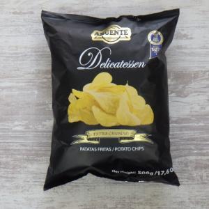 コストコのパパス デリカテッセンは素材味を楽しむポテトチップス