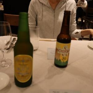 ルシアン旧軽井沢での楽しみの夕食