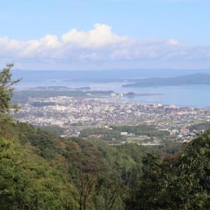 日本100名城の石川・七尾城 日本5大山城