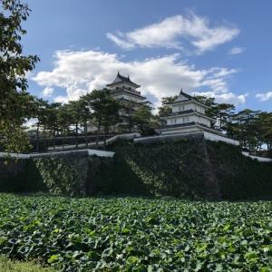 日本100名城 天守閣高さ国内3位の長崎 島原城へ