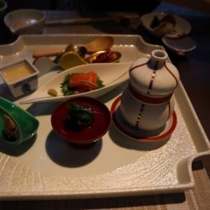 滋賀県大津 松の浦別邸の朝食