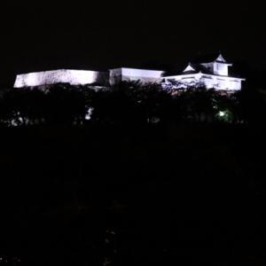 岡山県津山 シロヤマテラスの全館ご案内に表示されていない城見テラスへ