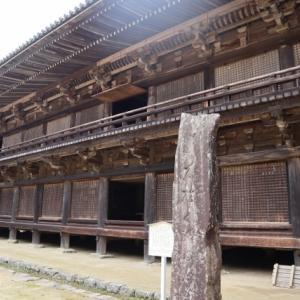 ラストサムライ ロケ地の兵庫県姫路 書写山の三お堂へ