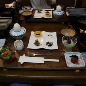 福井県あわら温泉 月香での朝さんぽと朝食
