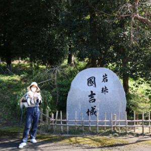 想定外の混み 三方五湖とイカ丼 偶然遭遇!続日本100名城 佐柿国吉城