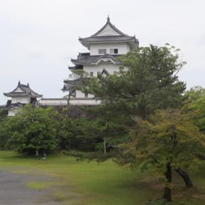 日本100名城 三重 伊賀上野城へ