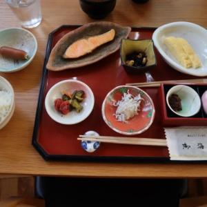 三重 松阪わんパラの美味しい朝食