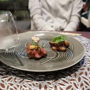 鳥取 狗賓 楽しみの夕食!