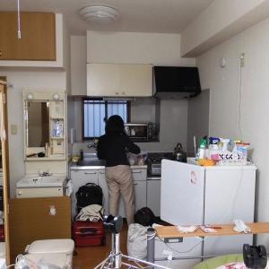 お姉ちゃん、長崎最後の日。