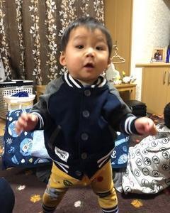 子狼弟、仁王立ち!: