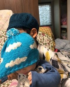 兄弟の帽子: