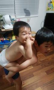 男同士、裸の付き合い: