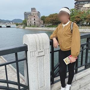 広島 平和記念資料館 原爆ドーム