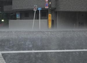 豪雨災害 対策