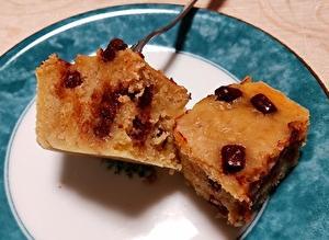 バナナケーキ チョコチップ