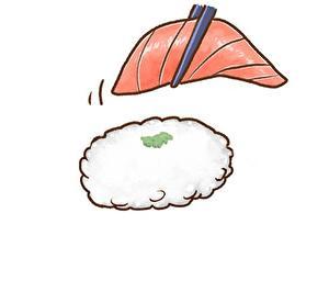 寿司 ネタだけ食べる