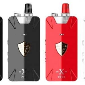 【VAPE】【最新情報】Thunderhead Creations Tauren X RBA Pod Kit