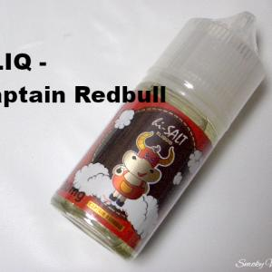 HiLIQ - Captain Redbull リキッドレビュー