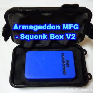 Armageddon MFG - Squonk Box V2 レビュー