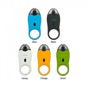 【VAPE】【最新情報】CARRYS Ring Pod System Kit 300mAh