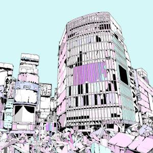 「渋谷と瓦礫」