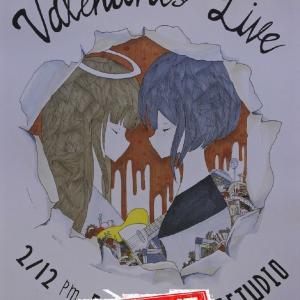 「VALENTINES LIVE」