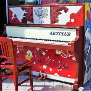 「 street piano 」