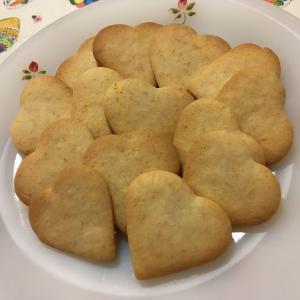 【砂糖なしレシピ】ほんのりレモン風味なサクサクはちみつクッキー