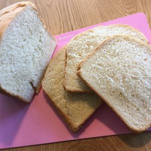 【砂糖なしパン】ドイツの小麦粉でもふわふわ食パン♪
