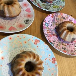 【砂糖なしレシピ】グルテンフリーのマーブルケーキ(Marmorkuchen)