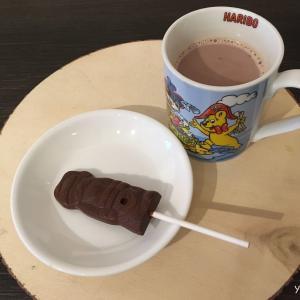 【砂糖なしレシピ】材料3つ!デーツシロップを使って即席ココア♪