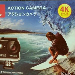 MUSON アクションカメラ mc2
