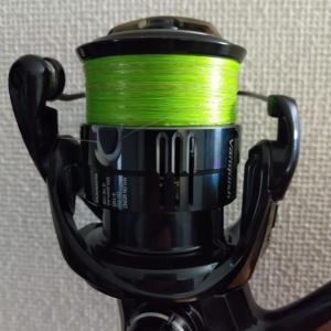 19ヴァンキッシュ C2000SHGの実釣インプレ。実釣してみるとやはり違う印象。