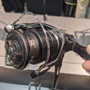 釣りフェスティバル2020その2。各種リール新製品の「ベース機」を聞いてきた