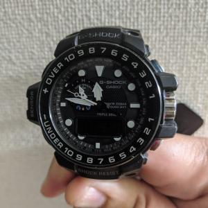 釣り用のタイドグラフの付いた時計をいくつかご紹介。潮位は大事です。