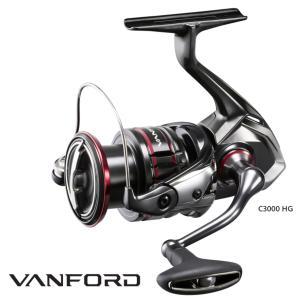 次期ストラディックCI4+か!?と噂されている、海外シマノの新製品「VANFORD」をご紹介