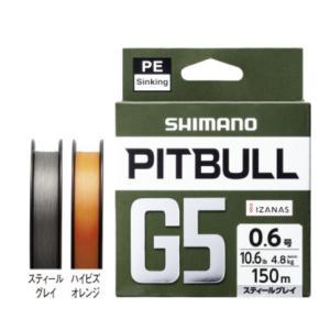 シマノの新製品が公開されたので、ご紹介その1「ピットブルG5」格安高比重PEラインの決定版か?